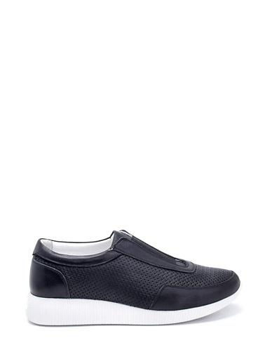 Derimod Kadın Ayakkabı(2139) Casual Siyah